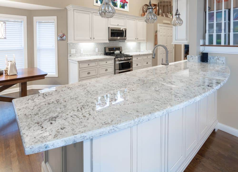 White Kitchen Cabinets With Gray Glaze Traditional with Gray Glaze   Lewis Custom Cabinets