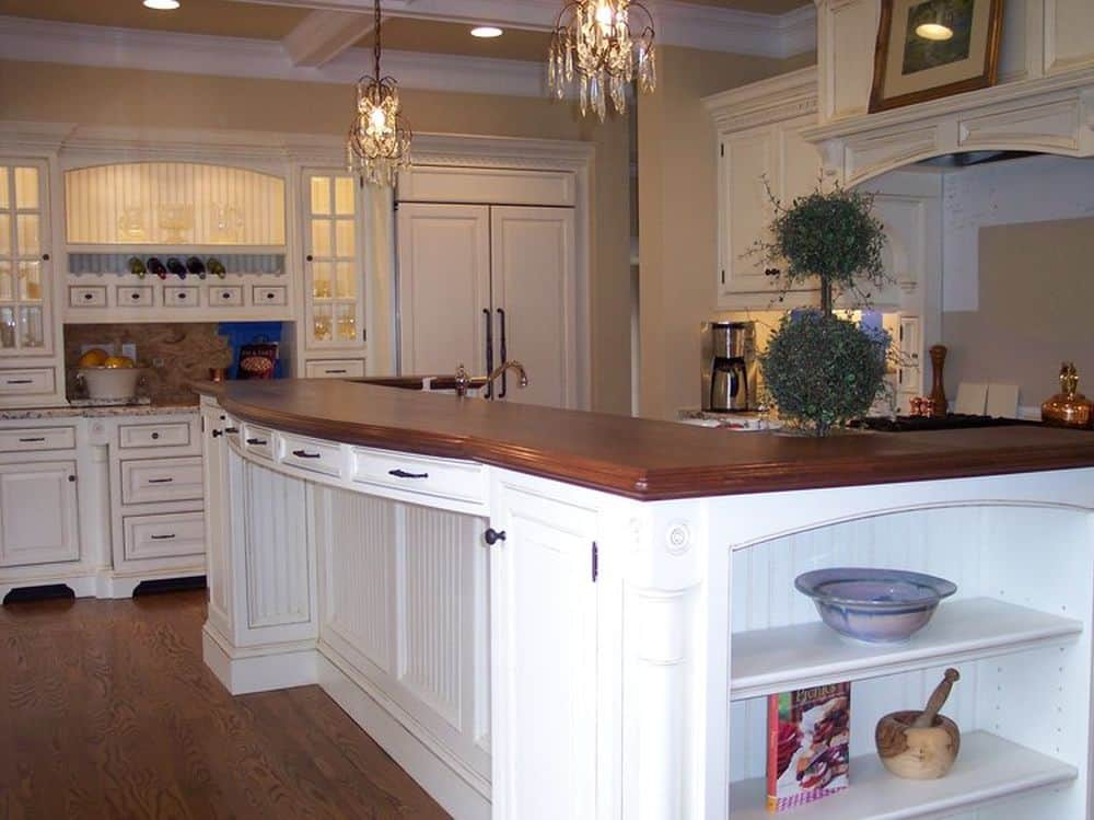 New Albany Kitchen Remodel Lewis Custom Cabinets